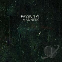 Passion Pit - Manners CD Cover Art