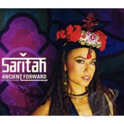 Saritah - Ancient Forward CD Cover Art