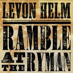 Helm, Levon - Ramble at the Ryman CD Cover Art