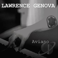 Lawrence Genova - Aviano CD Cover Art