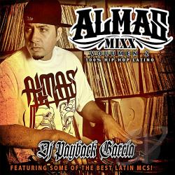DJ Payback Garcia - Almas Mixx, Vol. 2 CD Cover Art