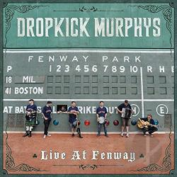 Dropkick Murphys - Live at Fenway LP Cover Art
