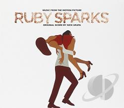 Urata, Nick - Ruby Sparks CD Cover Art