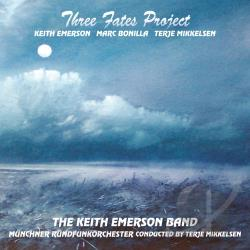 Emerson, Keith Band / Munchner Rundfunkorchester - Three Fates Project CD Cover Art