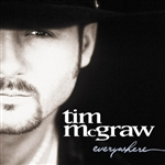 Mcgraw, Tim - Everywhere CD Cover Art