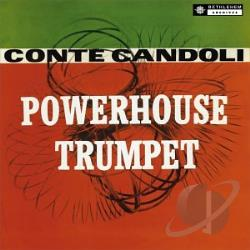 Candoli, Conte - Powerhouse Trumpet CD Cover Art
