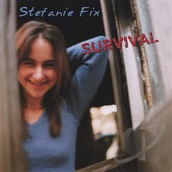 Stefanie Fix - Survival CD Cover Art