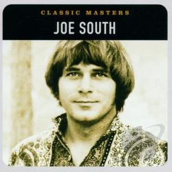 South, Joe - Classic Masters CD Cover Art