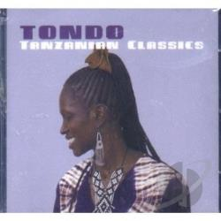 Tondo - Tanzanian Classics CD Cover Art