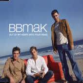 Bbmak - Out Of My Heart DS Cover Art