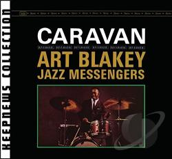 Bernsen, Randy / Blakey,  Art & The Jazz Messengers / Blakey, Art / Jazz Messengers - Caravan CD Cover Art