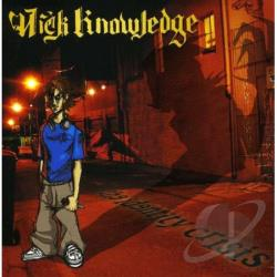 Knowledge, Nick - Identity Crisis CD Cover Art