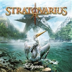 Stratovarius - Elysium CD Cover Art