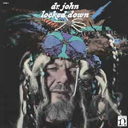 Dr. John - Locked Down CD Cover Art