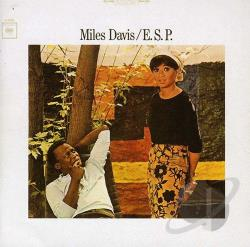 Davis, Miles - E.S.P. CD Cover Art