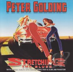 Golding, Pete - Stretching the Blues CD Cover Art