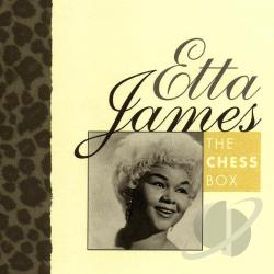James, Etta - Chess Box CD Cover Art