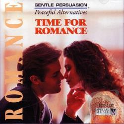 Peaceful Alternatives - Time For Romance CD Cover Art