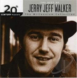 Walker, Jerry Jeff - 20th Century Masters: The Millennium Collection: Best of Jerry Jeff Walker CD Cover Art