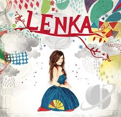 Lenka - Lenka CD Cover Art
