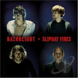 Razorlight - Slipway Fire CD Cover Art