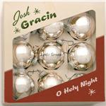 Gracin, Josh - O Holy Night DB Cover Art
