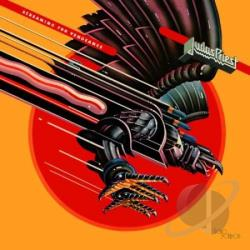 Judas Priest - Screaming for Vengeance LP Cover Art