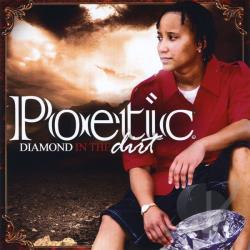 Poetic - Diamond In The Dirt CD Cover Art