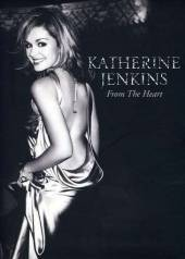 Jenkins, Katherine - From The Heart CD Cover Art