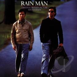 Zimmer, Hans - Rain Man CD Cover Art