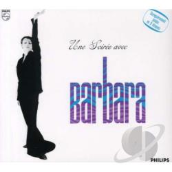 Barbara - Une Soiree Avec Barbara CD Cover Art