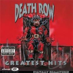 Death Row Greatest Hits CD Cover Art