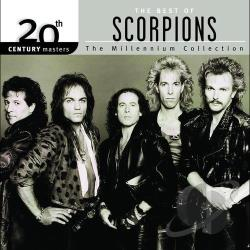 Scorpions - 20th Century Masters: The Millennium Collection CD Cover Art