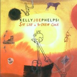Phelps, Kelly Joe - Sky Like a Broken Clock CD Cover Art