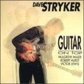 Stryker, Dave - Guitar On Top CD Cover Art