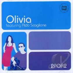 Olivia (Latin) - 2 Por 2 CD Cover Art