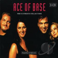 Ace Of Base - Ultimate Collection CD Cover Art