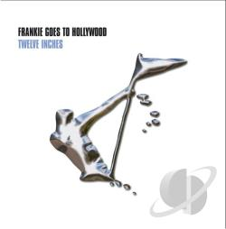 Frankie Goes To Hollywood - Twelve Inches CD Cover Art