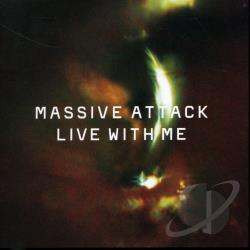 Massive Attack - Live With Me : Massive Attack DVD Cover Art