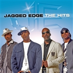Jagged Edge - Greatest Hits CD Cover Art