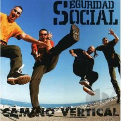 Seguridad Social - Camino Vertical CD Cover Art