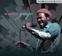 Gaye, Marvin - Playlist Plus CD Cover Art