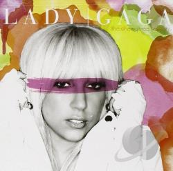 Lady Gaga - Cherrytree Sessions CD Cover Art