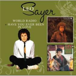 Sayer, Leo - World Radio/Have You Ever Been in Love CD Cover Art