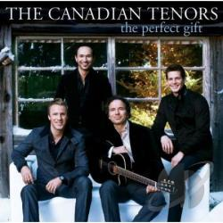Canadian Tenors - Perfect Gift CD Cover Art