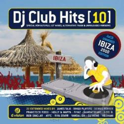 DJ Club Hits - Vol. 10 - DJ Club Hits CD Cover Art