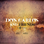 Cornell Campbell & Friends DB Cover Art