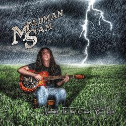 Sam, Madman - Nothing In The Clouds But Rain CD Cover Art