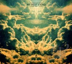 My Best Fiend - In Ghostlike Fading CD Cover Art