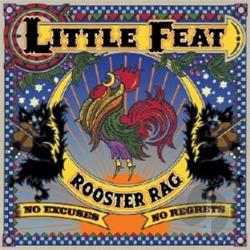 Little Feat - Rooster Rag CD Cover Art